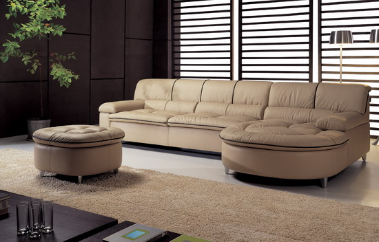 真皮双人沙发保养不得不知道的是6条小妙招
