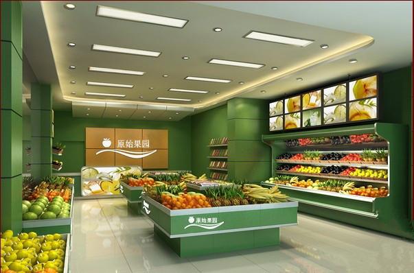 小型水果店在装修设计风格上的注意事项