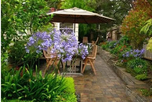 阳台花园设计 让阳台更接近大自然