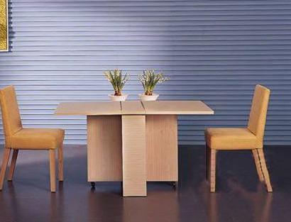 两个人吃饭用的可折叠餐桌买什么尺寸适合?