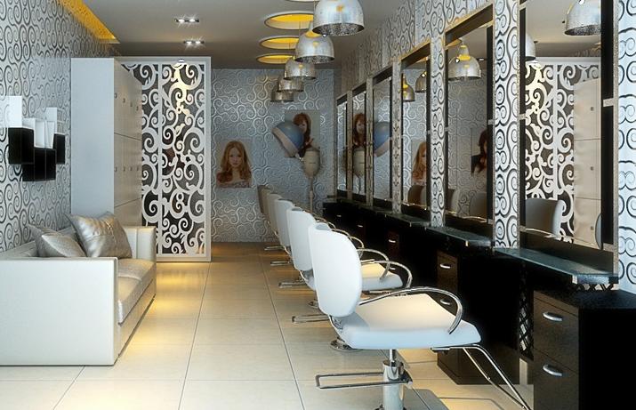 理发店装修风格可以细分为这3种