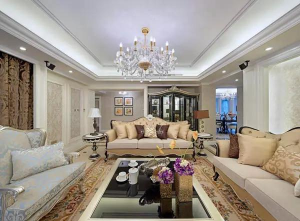 100平米 房子装修设计 图片   130平方房子设计图卧室欣赏