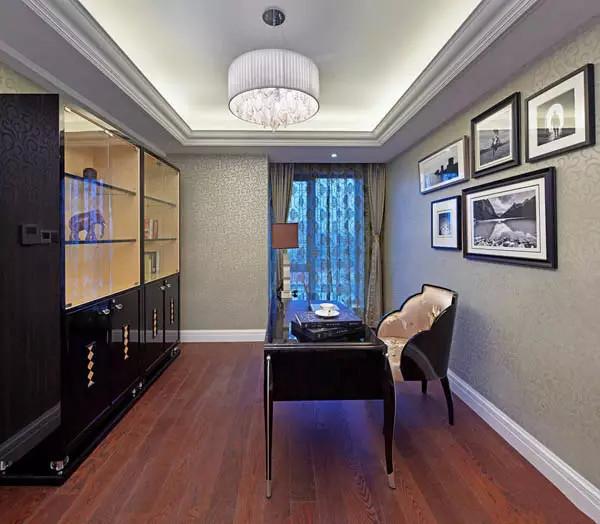 100平米欧式风格房屋装修效果图