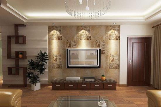电视柜尺寸一般是多少 选择合适的客厅电视柜