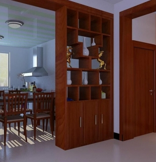 客厅隔断门设计3大要点