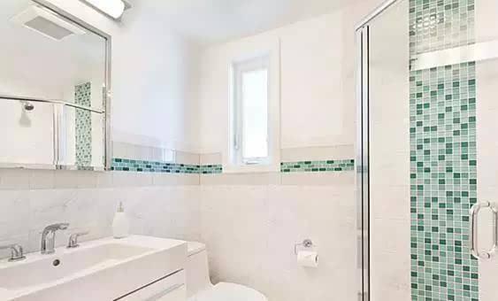 4款小卫生间装修效果图 教你如何变出大空间