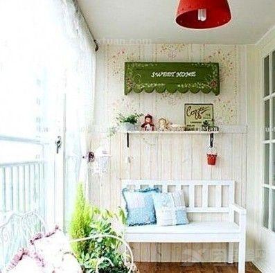 阳台装修3大妙招 分分钟变身精致小花园