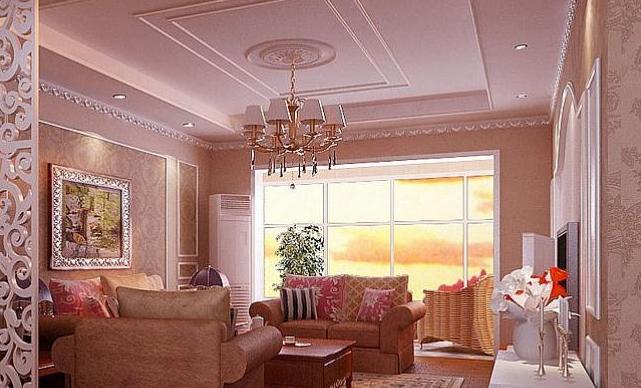 和地板都要在大方向上保持一致。配合灯光的明暗的层次原理,让整个房间的格局显得更加别致精美。      上面我们通过欣赏现代简约风格的客厅、餐厅、以及卧室的吊顶石膏线效果图,知道了在吊顶环节石膏线处理的重要性。还是那句话要想自己的房子装饰出理想的效果,就要在每一个细节上力臻完美。无论是决定设计方案还是开始施工,都要保持严谨的态度,才能处理好每件事情。希望今天的这篇文章能够给大家一点小小的帮助,谢谢。