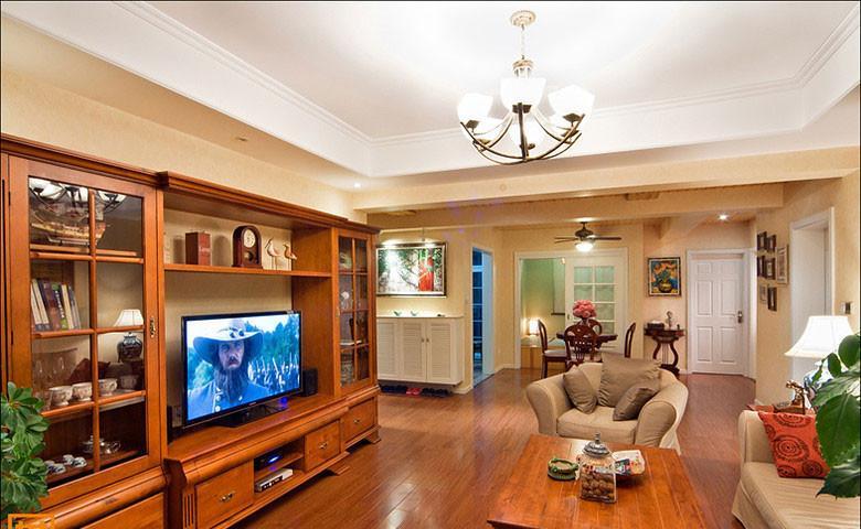 美式装修风格样板房的3大特征