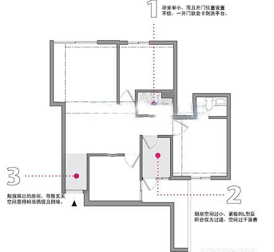 如何将两房改三房呢?两房改三房案例