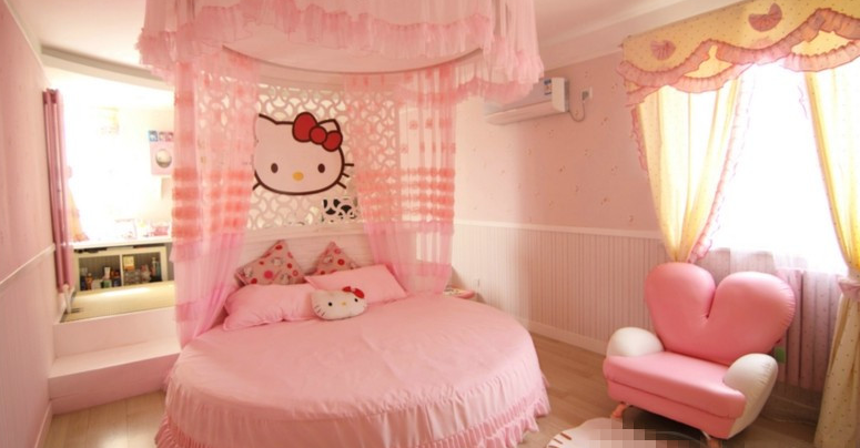 女生卧室风格都是什么样的呢