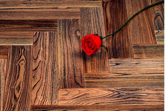船木地板是个不错的选择