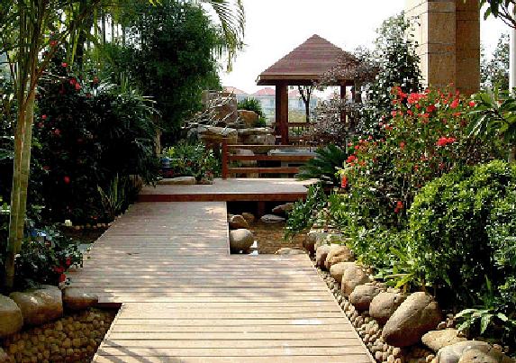 欧式别墅的庭院设计,可以进来见识见识