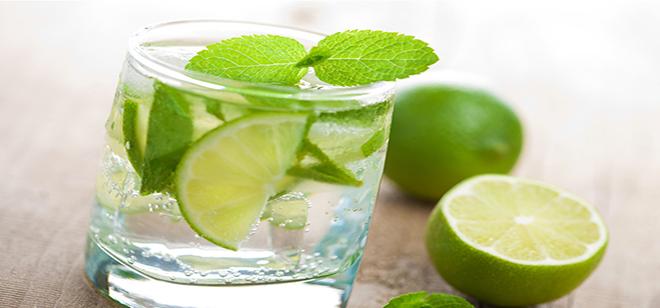 柠檬水的功效和作用
