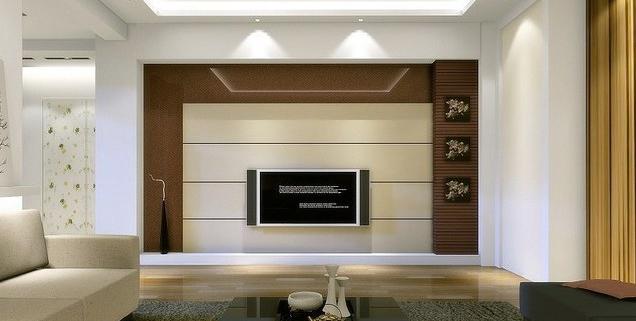 硅藻泥做的电视背景墙你知道多少?