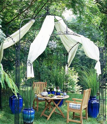 花园设计 温馨您的心灵
