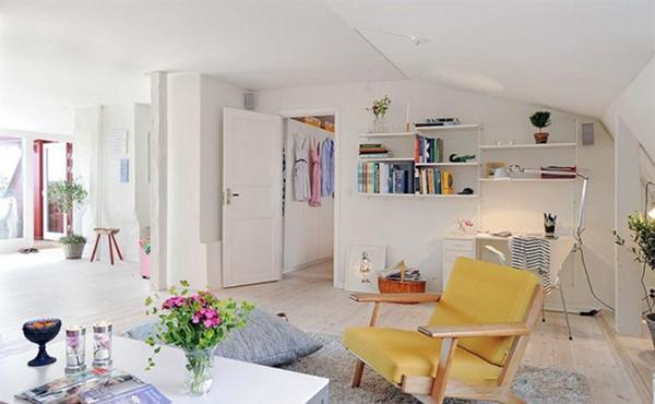如何装修单身公寓?