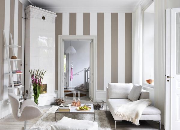 装修风格与壁纸风格的巧妙搭配