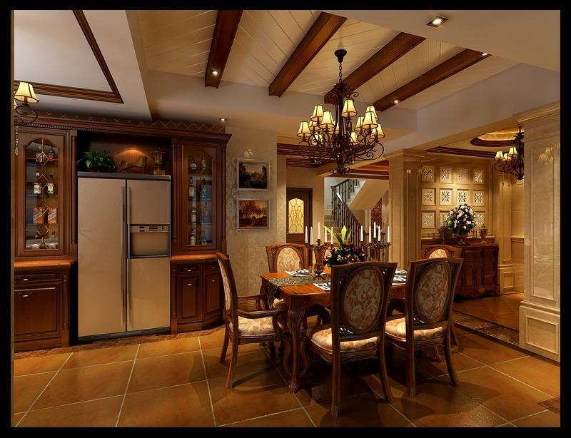 美式风格家居的特点