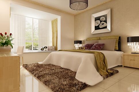 卧室装修布局