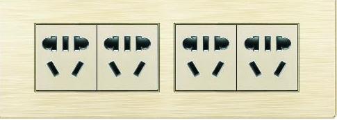 开关插座的装修效果图和隐患 你知道多少