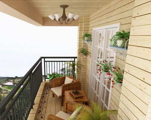 当下流行的阳台装修及阳台装修风格