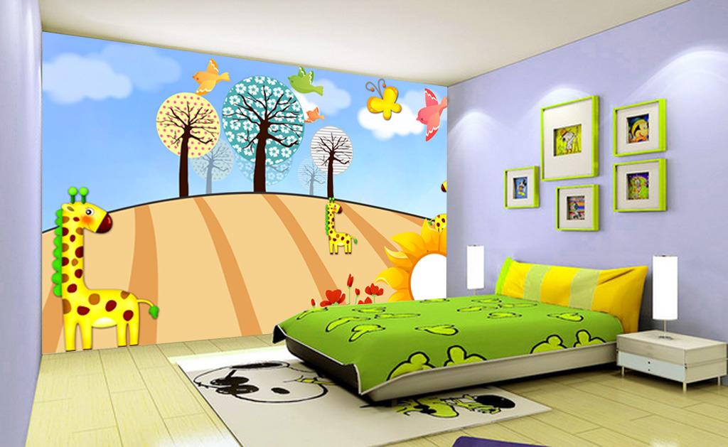 儿童房装修时会影响孩子健康和学习的风水禁忌