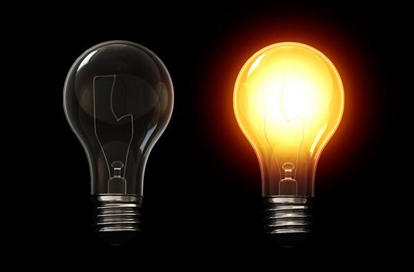 白炽灯安装方法 线卡固定很重要