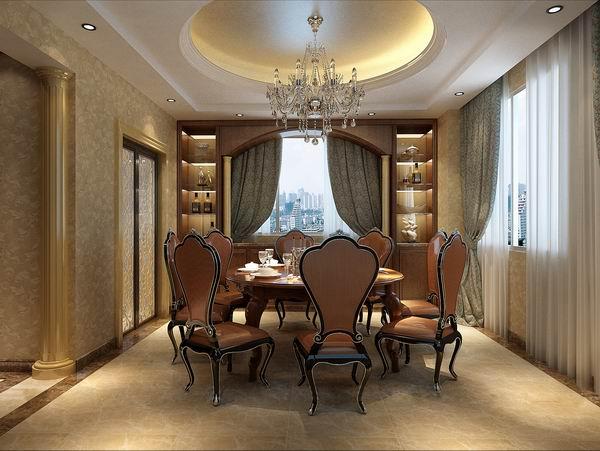 小编带你看欧式风格餐厅装修