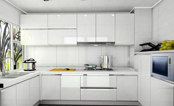 不锈钢整体橱柜六大品牌 给你一个干净整洁的厨房
