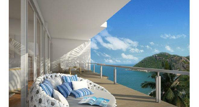 开放式的阳台该如何装修才能给家庭带来新鲜空气