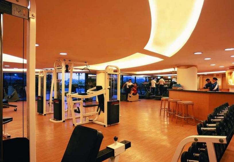 健身房装修如何做