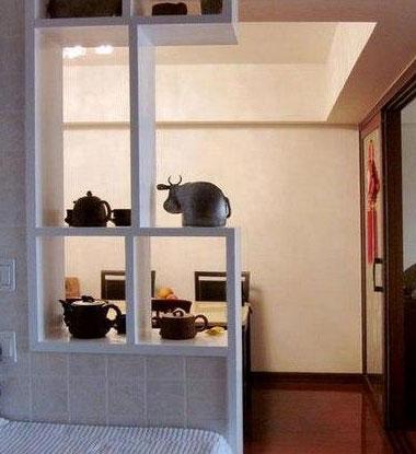 巧妙隔断设计让居室活起来