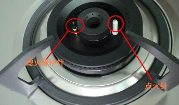 煤气灶自动熄火的解决方法