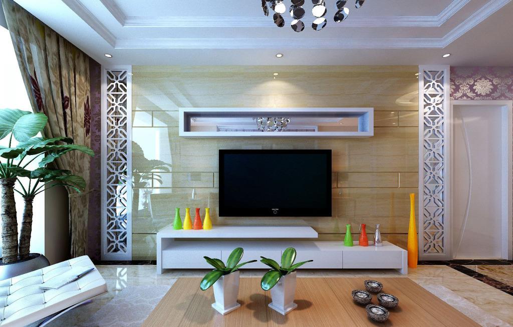 电视机背景墙材料有哪些