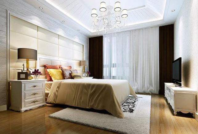 卧室装修四点建议