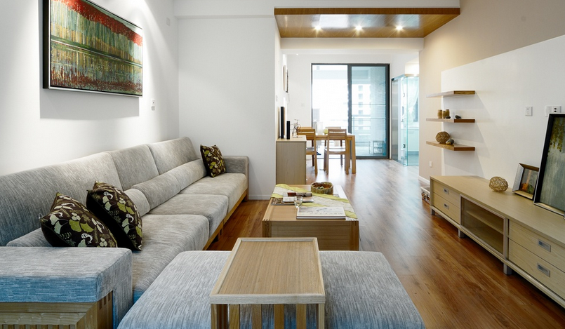 长方形客厅如何装修