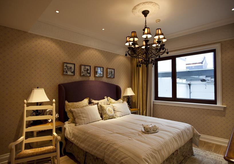卧室装修风格之现代风格