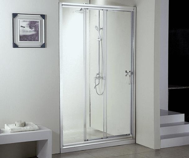卫生间装修之浴室隔断门