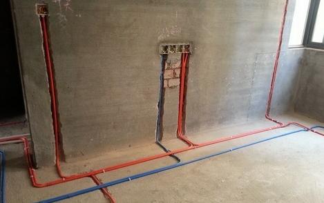 装修水电工程才是你眼中的佳人