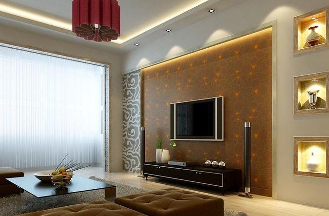 小户型客厅电视墙如何装修