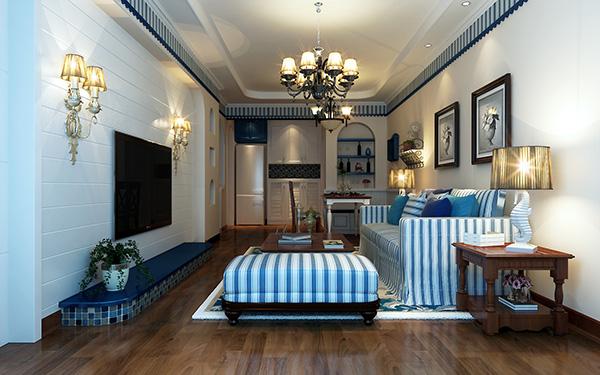 2015羊年室内装修之地中海风格设计元素