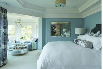室内装修之柔美高雅的地中海风格