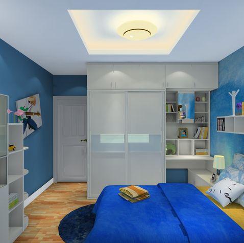 0-3岁儿童房墙面装修,你自己怎么做吗?