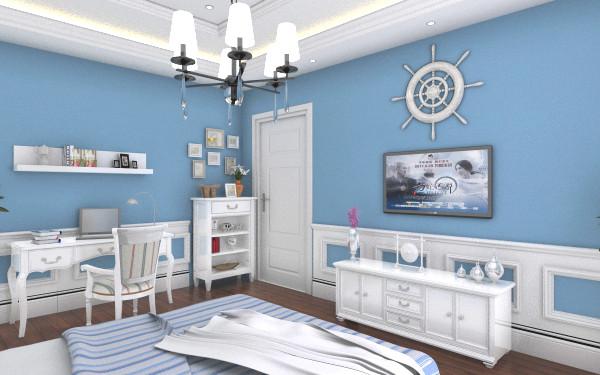 地中海风格的卧室装修知识