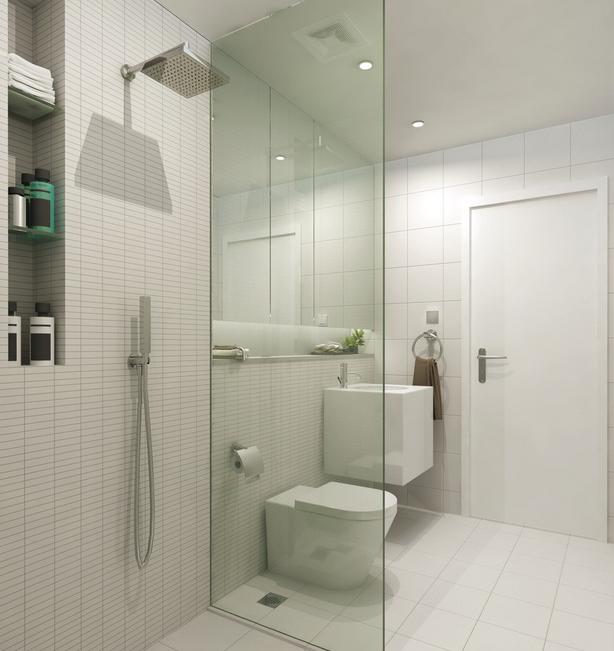 小型卫生间装修 空间如何布置