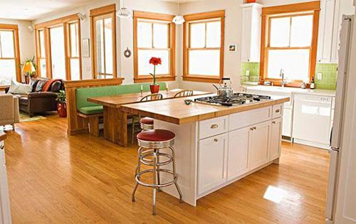 厨房水火相冲的问题是如何化解的?