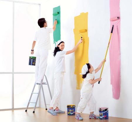 墙面刷漆之墙面刷漆注意事项