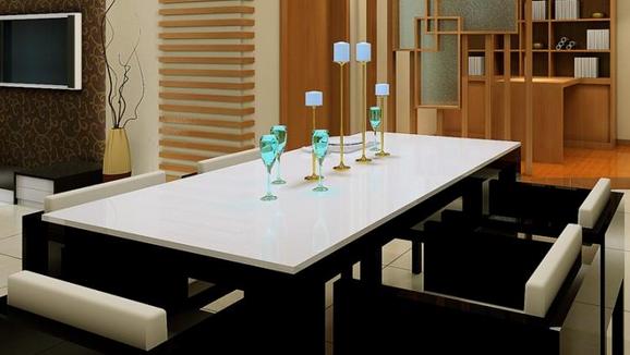 现代简约风格中的空间构成的设计说明!