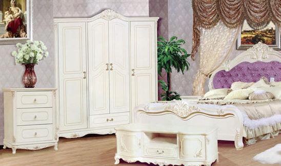 欧式风格卧室衣柜,让你的卧室绽放起来